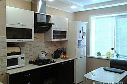 Самостоятельный ремонт кухни 12 кв.м. и сборка гарнитура