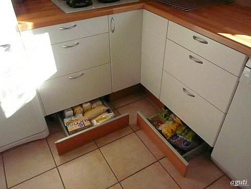 Кухня Икеа – секреты выбора мебели и идеи хранения (6 фото)