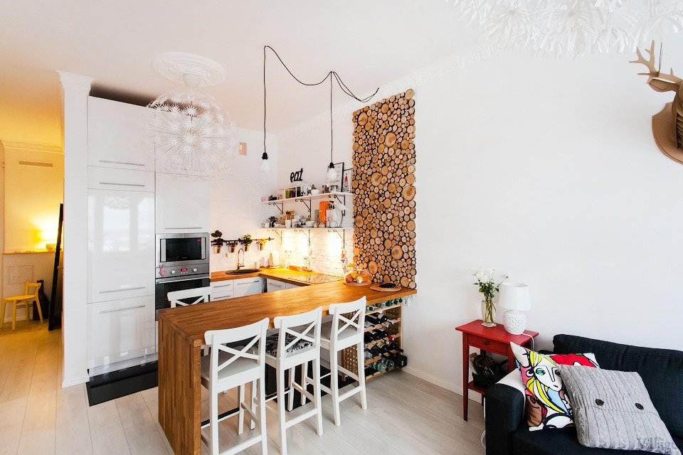 Кухня гостиная 16 метров дизайн фото