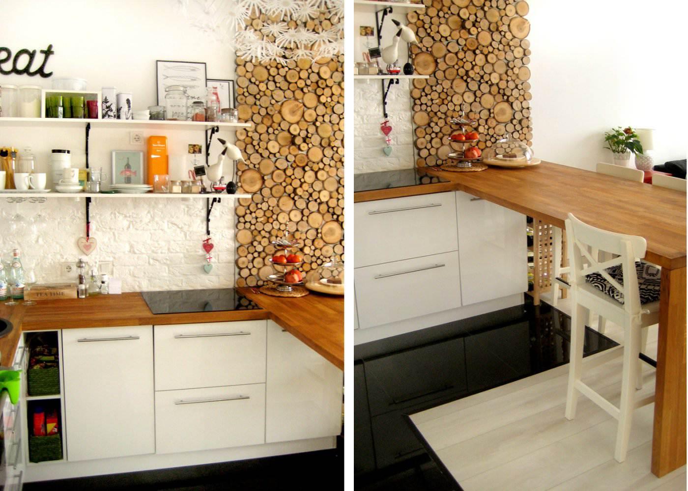Как из старой кухни сделать стильную