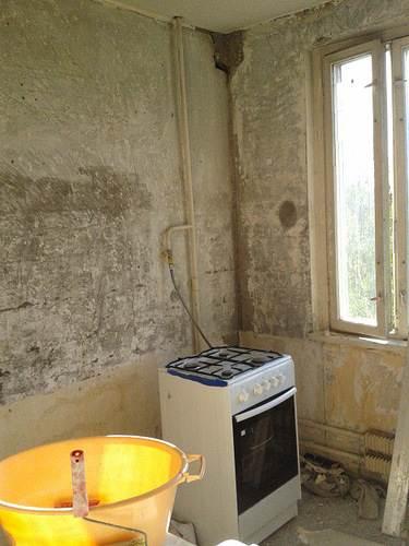 Ремонт кухни своими руками – дешево и сердито (26 фото)