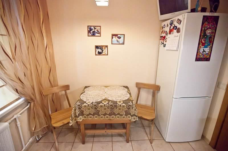 Дизайн кухни 7.5 кв м угловой