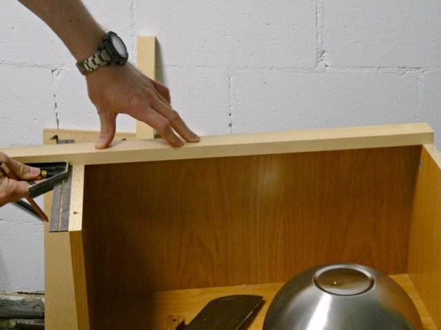 Тумба для раковины своими руками (12 фото)