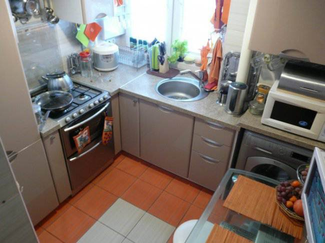 Дизайн кухни 5 кв.м фото хрущевка