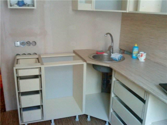 дешевый ремонт кухни своими руками