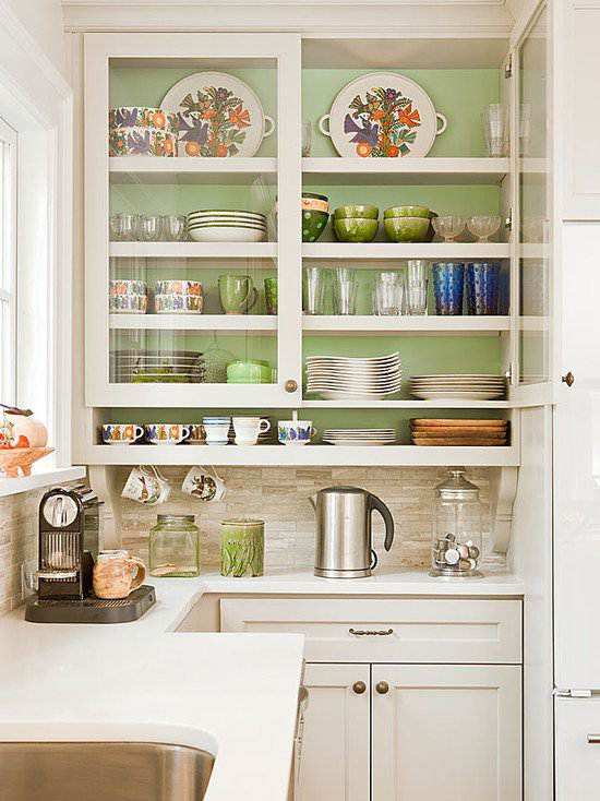 Дизайн кухни с островом в скандинавском стиле (7 фото)