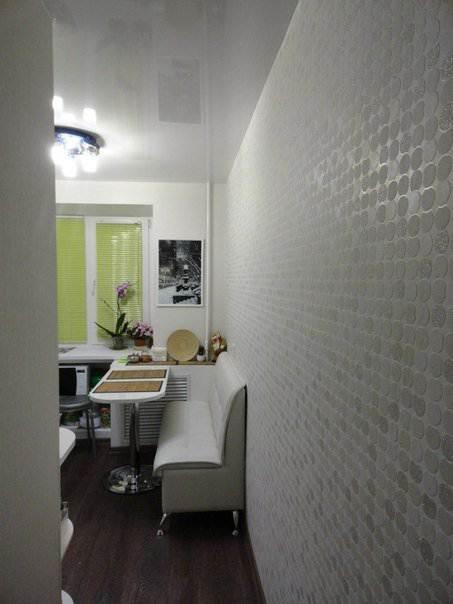 Однокомнатная маленькая квартира дизайн фото
