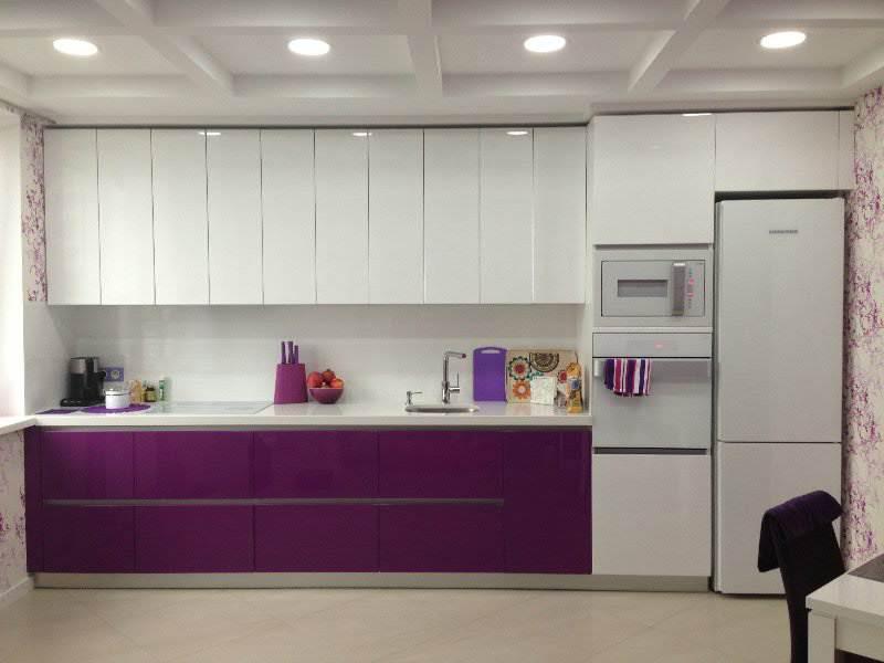 Кухни дизайн 16 м