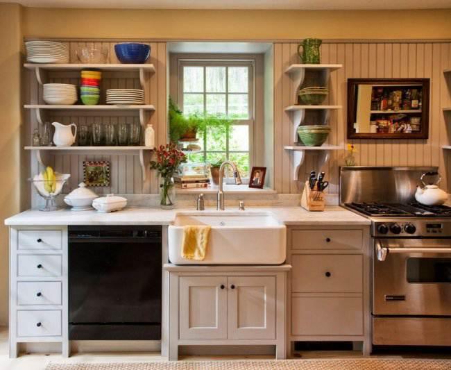 Фартук для кухни (33 фото)