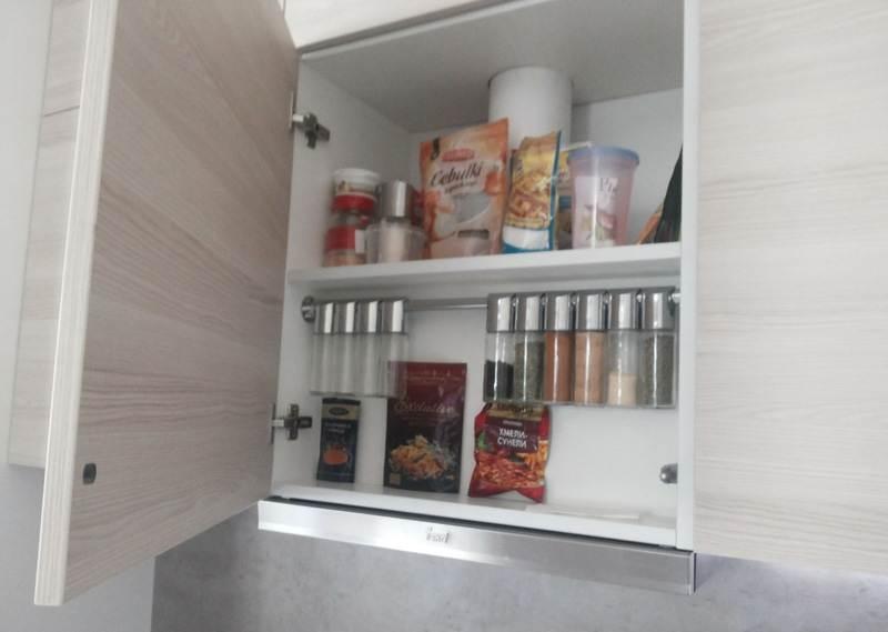 П образная кухня в современном стиле