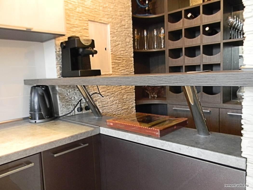 Дизайн кухни 23 кв