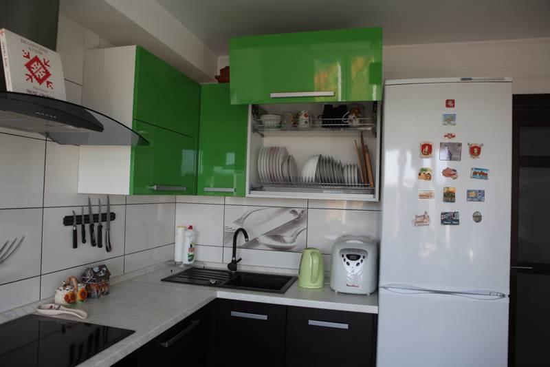 Дизайн кухни с эркером 10 кв м