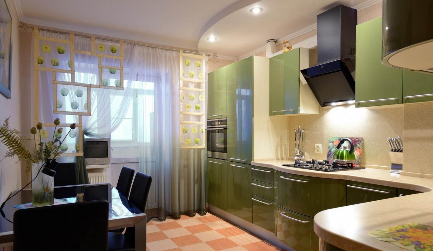 кухни лорена в интерьере фото