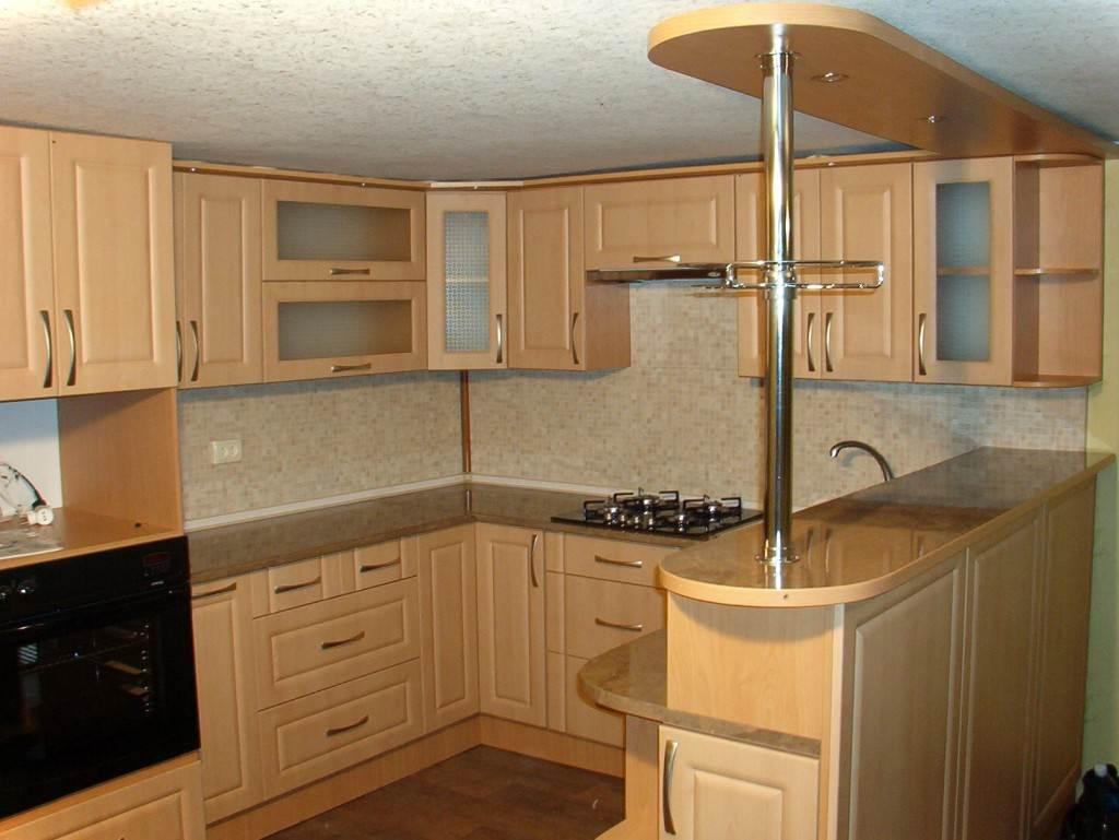 Барная стойка для кухни своими руками с фото