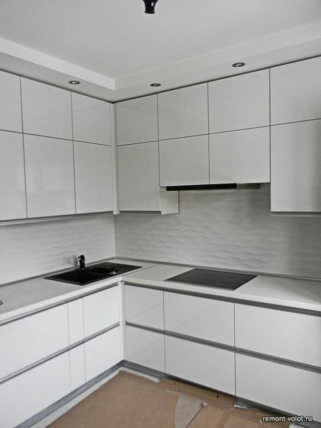 Дизайн кухни фото 3 метра