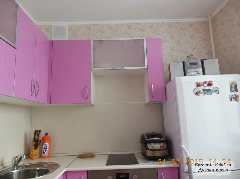 Ремонт кухни 7 кв.м своими руками фото