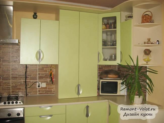 Дизайн кухни 5х3 фото