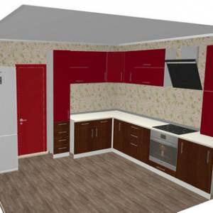 Дизайн кухни онлайн сделать