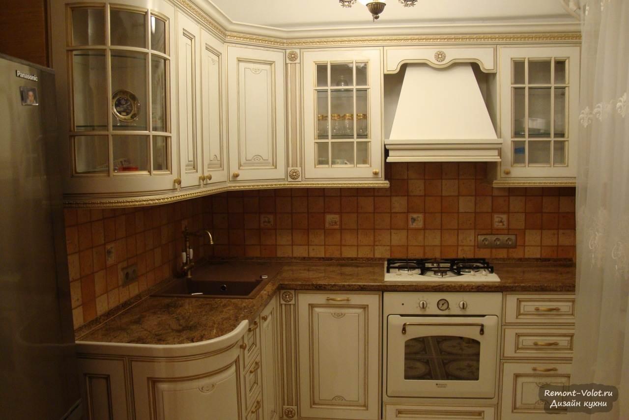 Дизайн кухни 10 метров и балкон