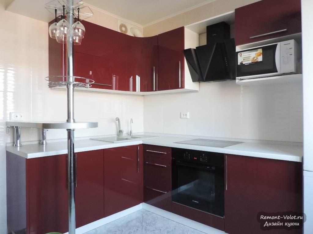 кухонный гарнитур для маленькой кухни реальные фото цены