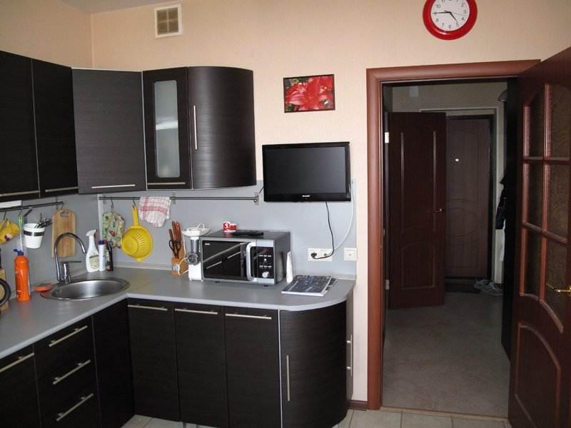 Кухни столплит фото угловые