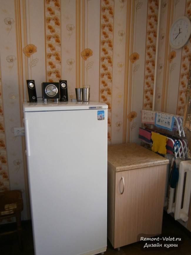 """Кухня 7 кв.м из ДСП """"для себя"""" - рассказ мебельщика"""