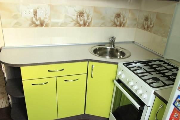 Плитка для маленькой кухни дизайны