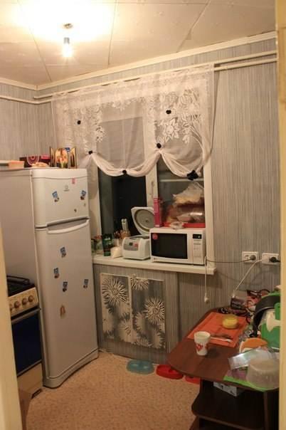 ремонт кухни фото 5 кв.м