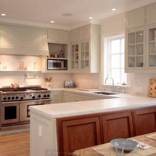 Køkken layout