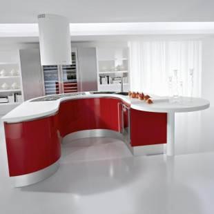7 современных тенденций в дизайне кухни (56 фото)