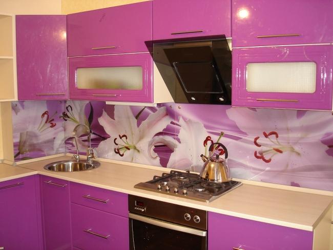 Пластиковые панели фотопечатью кухни купить фартук для кухни 0 6 3