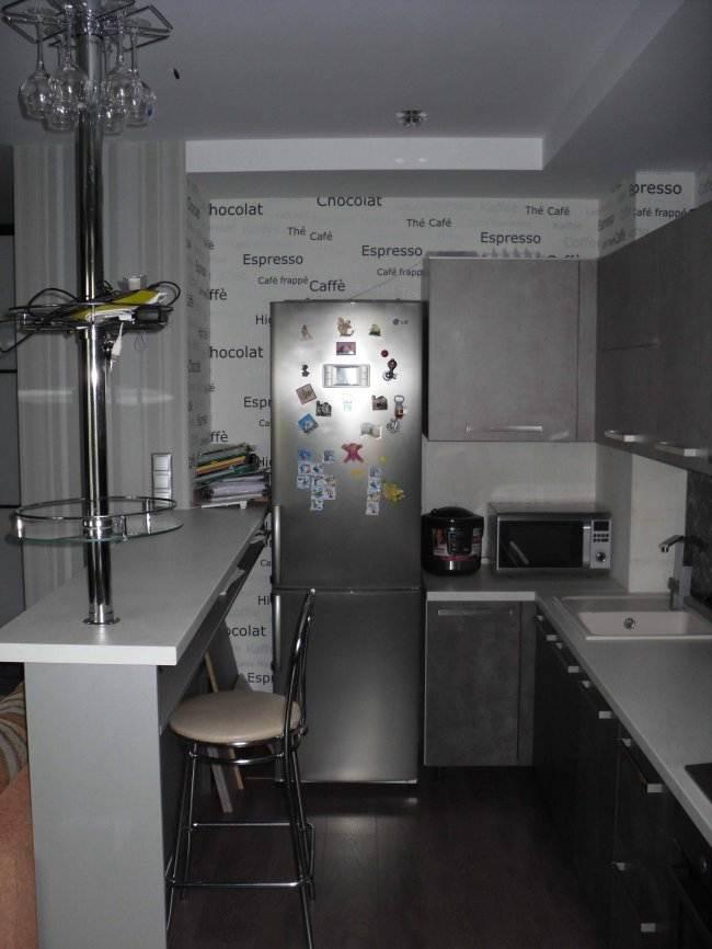 Современные обои, которые преобразят вашу кухню