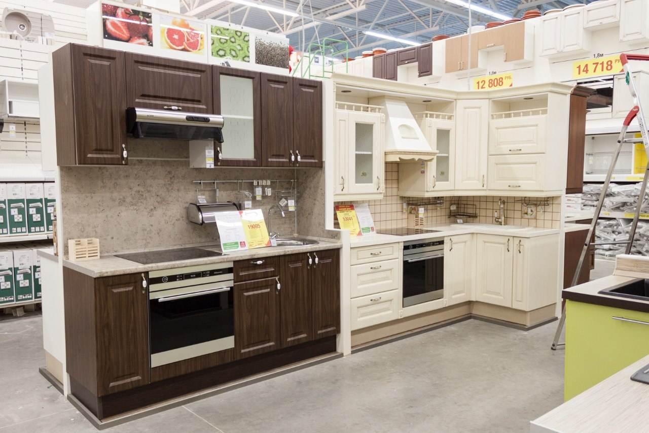 кухни в кастораме каталог фото цены готовые
