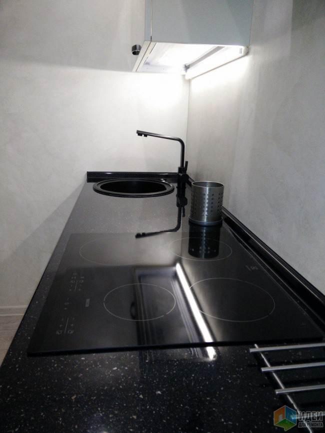 Кухонная столешница под камень