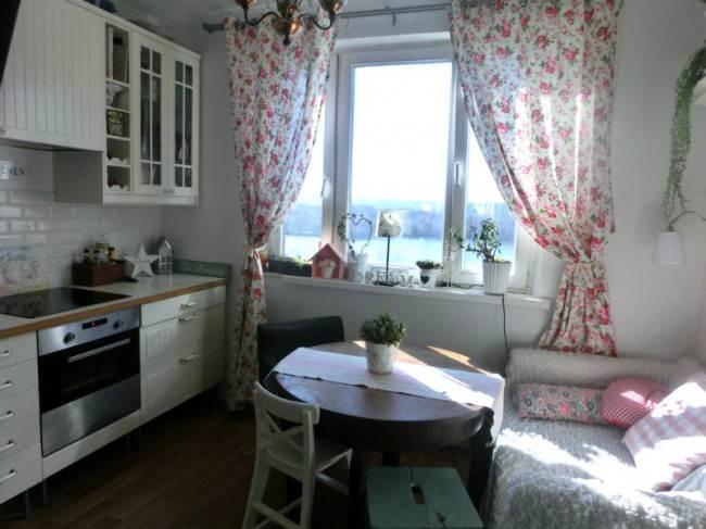 Дизайн кухни 2 на 3 м фото