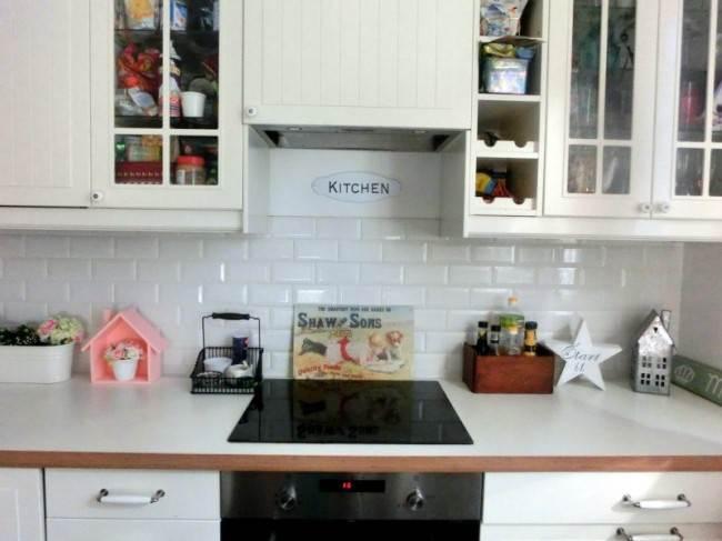 Как обновить свою кухню? 4 разных декора одной и той же кухни 9 кв.м