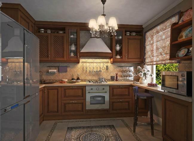 Высота кухонной столешницы от пола. Стандарт 86 см?