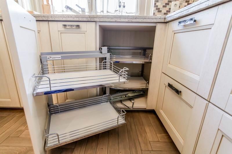 48 фото п-образной кухни спутник стиль в москве.