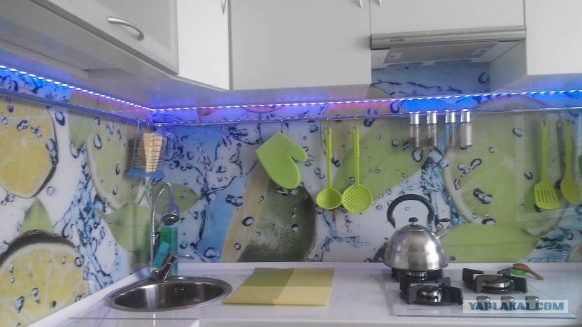 Сделать свой дизайн кухни 6 кв метров