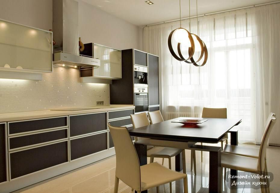 Дизайн кухни фото угловой 2016 современные идеи