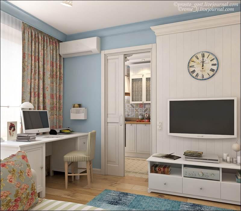 Дизайн кухни-гостиной фото хрущевка