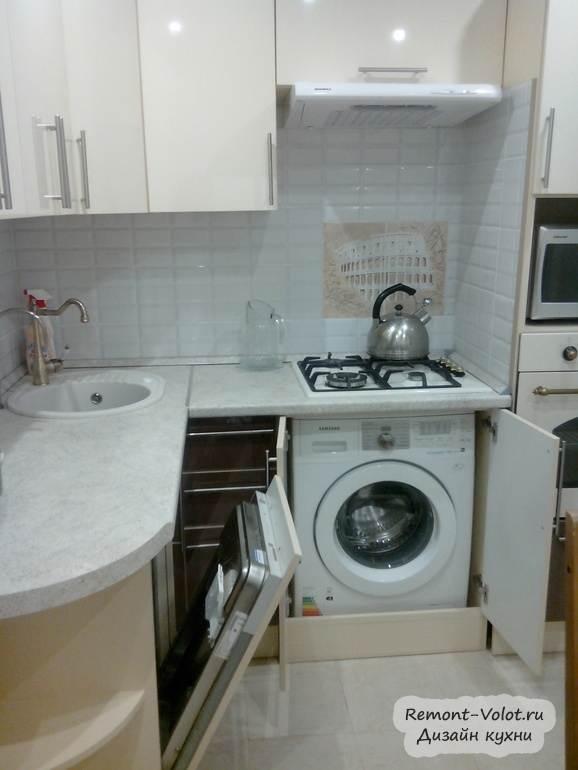 Отзыв об угловой кухне Трио в Москве (8 фото)
