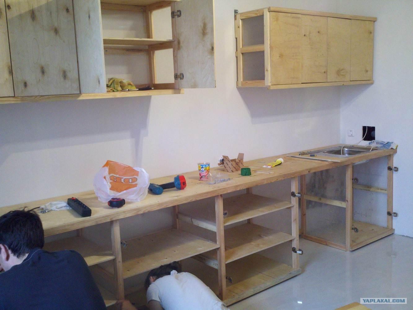 Собрать кухню своими руками фото 493