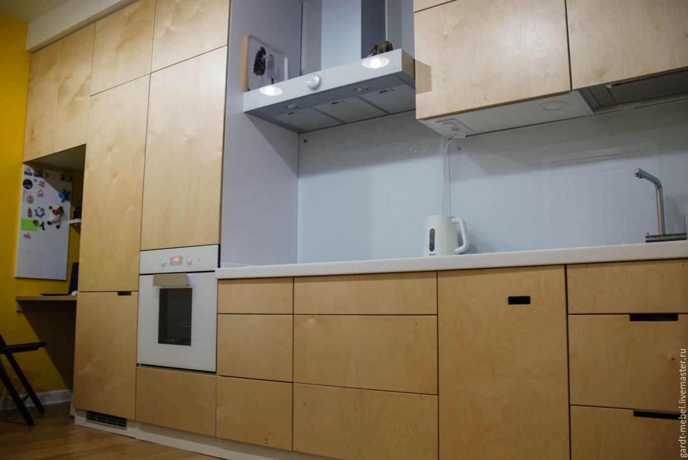 Мебель своими руками кухня из фанеры своими
