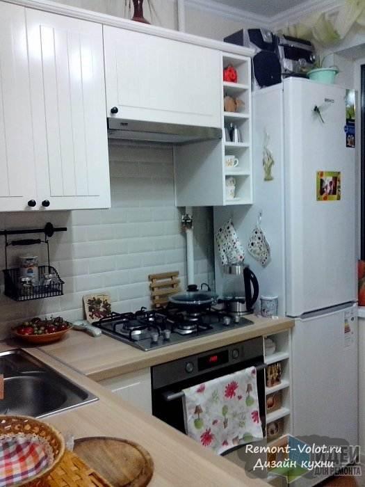 Уютная белая кухня Икеа в Перми. Отзыв + 12 фото