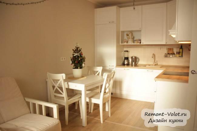 Белая классическая кухня в Москве. Отзыв + 3 фото