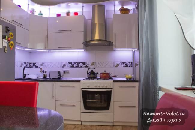 Белая кухня ЗОВ в Минске. Отзыв