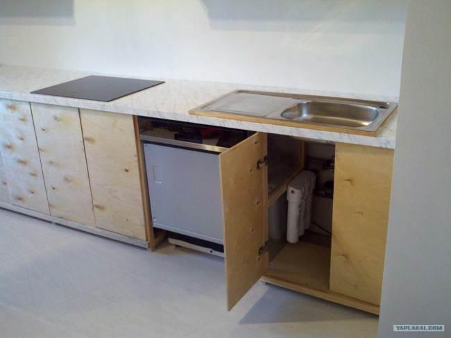 Чертежи размеры кухня своими руками