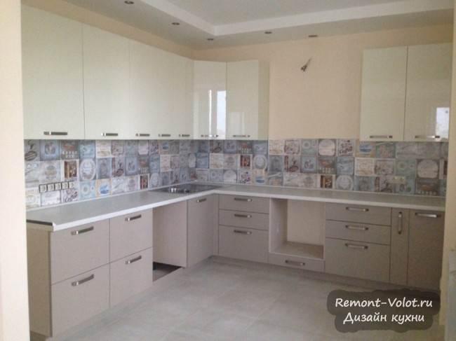 Отзыв о кухне компании Кухонный Двор в Красногорске (5 фото)