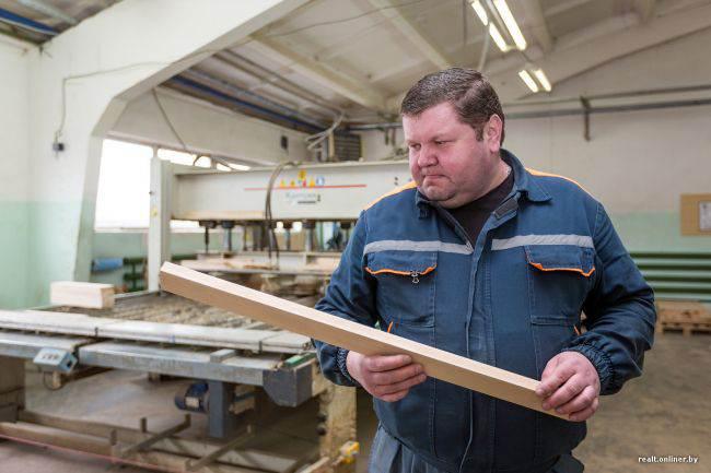 Как изготавливают кухни ЗОВ. Репортаж с завода (44 фото)